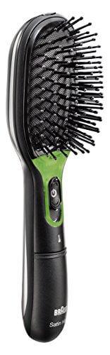 Braun Satin Hair 7 Haarbürste BR730 IonTec mit Etui schwarz