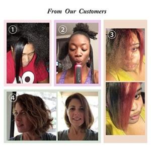 Haarglättungs Bürste Asavea